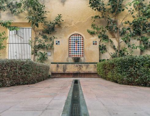 Jardín Andalusí Arcos de la Frontera