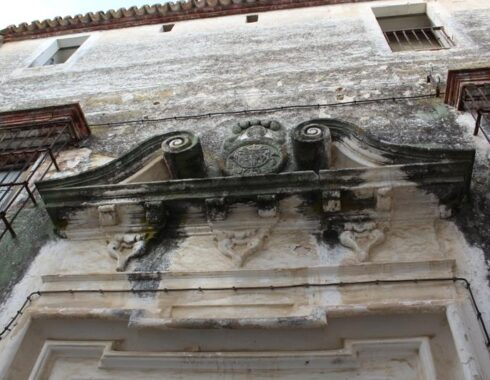 Casa-Palacio de Juan de Cuenca y Farfán de los Godos