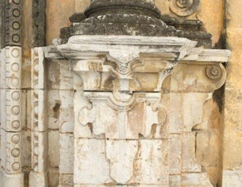 Templo inconcluso de los Jesuitas
