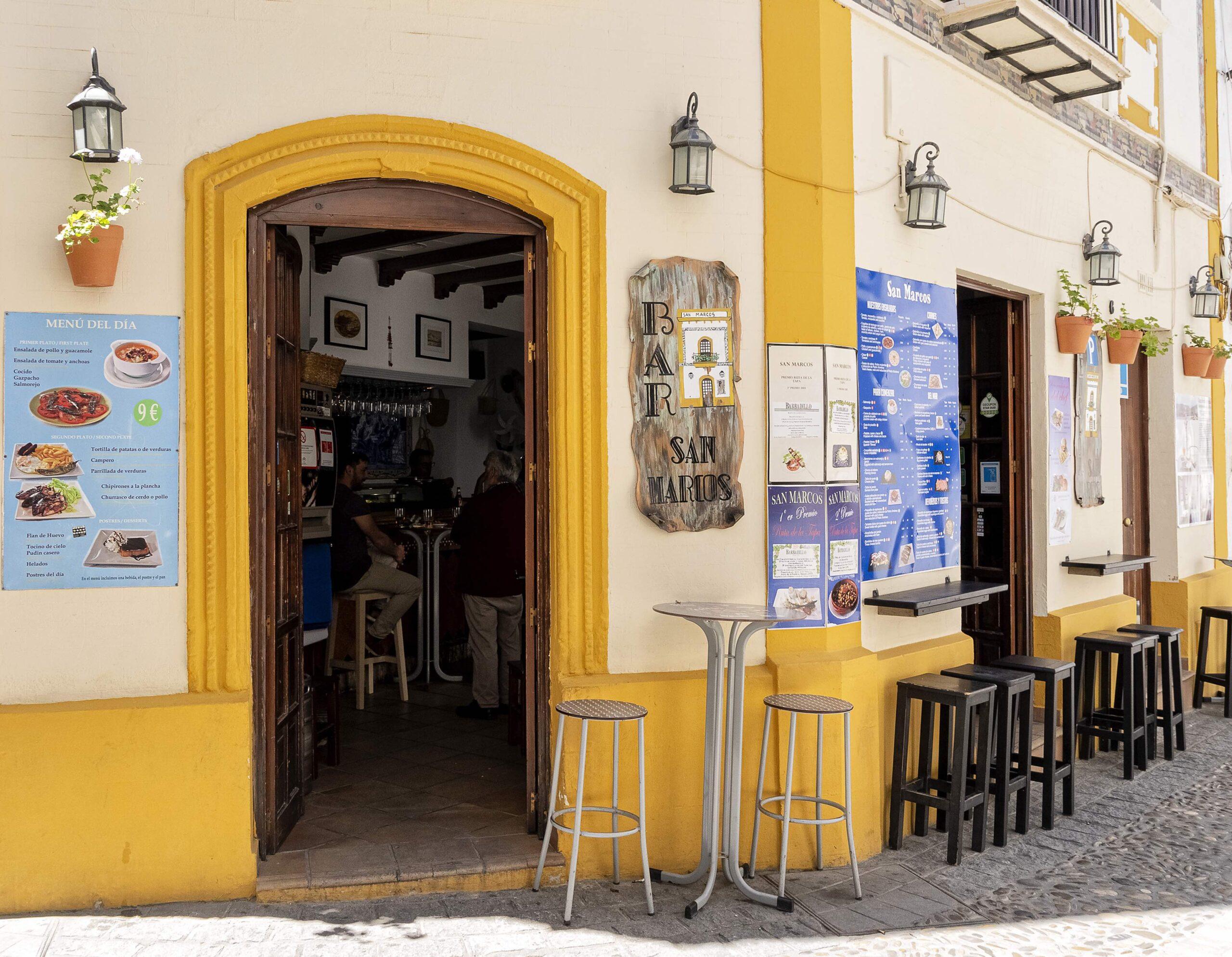 Bar San Marcos