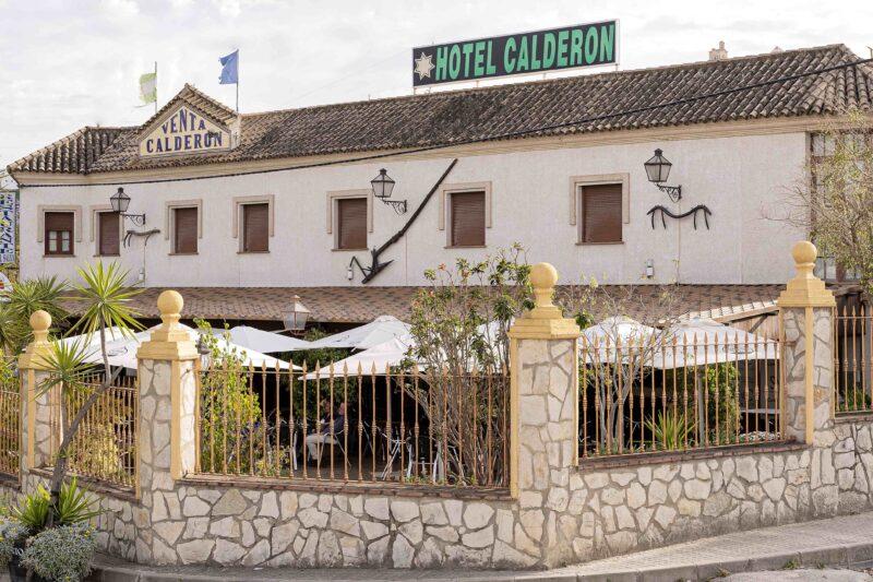 Calderón *