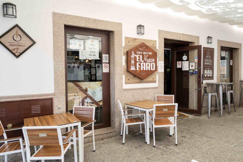 Café – Bistro El Nuevo Faro