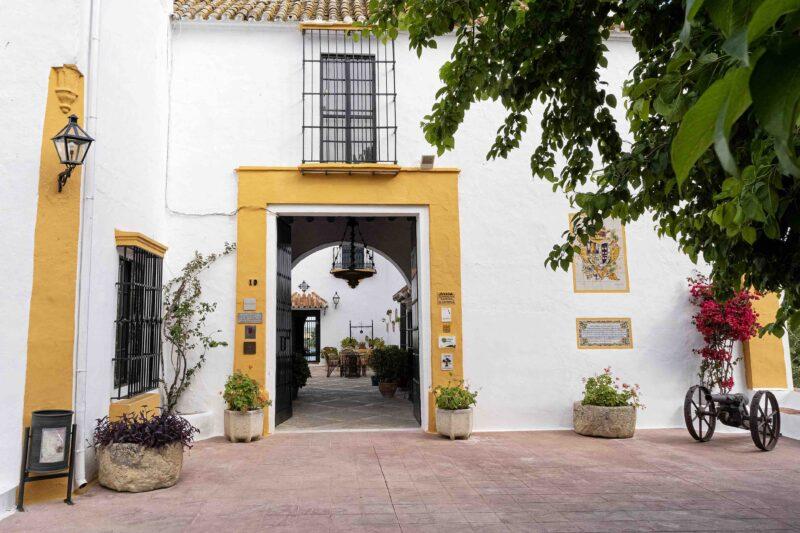 Hacienda El Santiscal *
