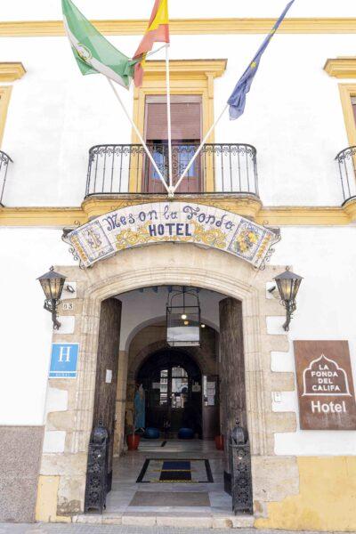 Hotel La Fonda del Califa *