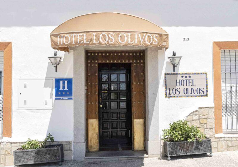 Hotel Los Olivos ***