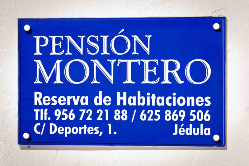 Pensión Montero