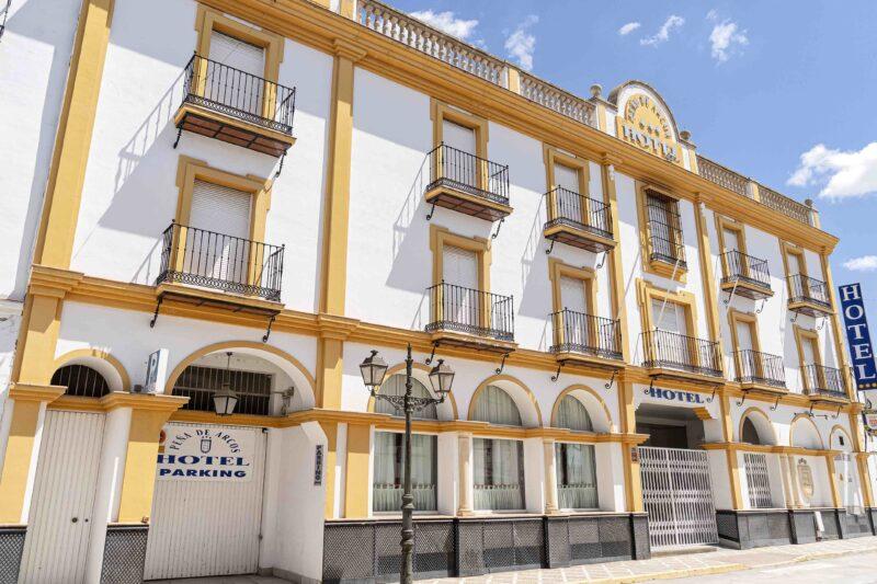 Hotel Peña de Arcos ***