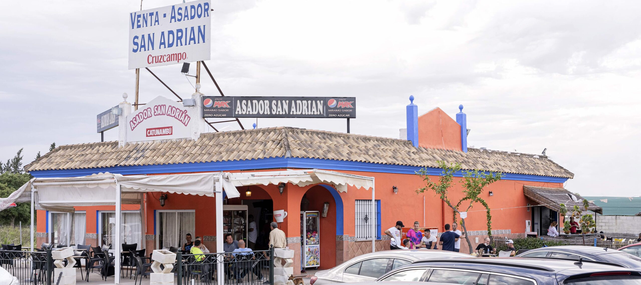Venta-Asador San Adrián