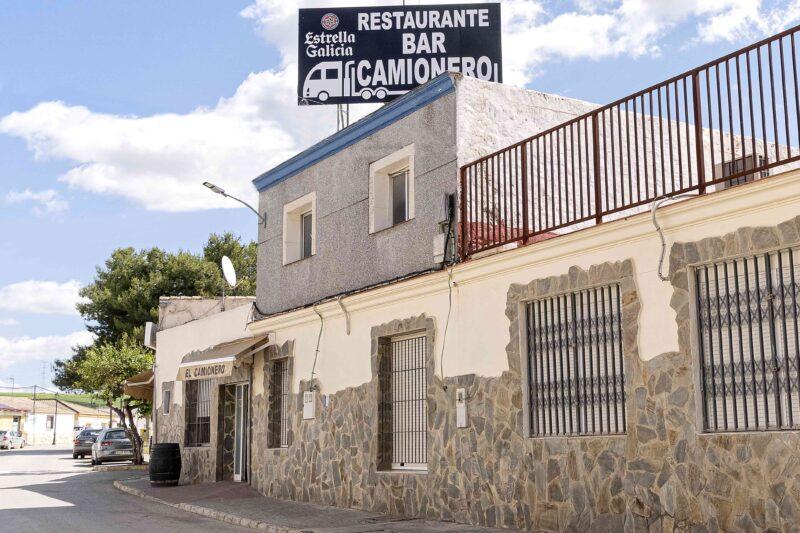 Restaurante-Bar El Camionero