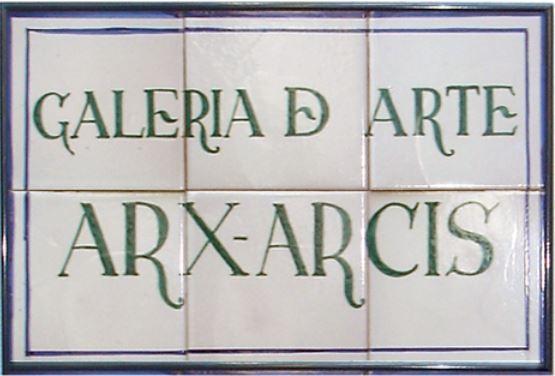 """Galería de Arte """"Arx-Arcis"""""""